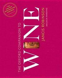 The Oxford companion to wine / 4th ed