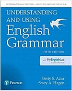 Understanding and Using English Grammar, Sb with Mylab English - International Edition (Paperback, 5)