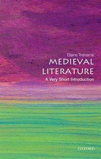 Medieval Literature: A Very Short Introduction (Paperback)