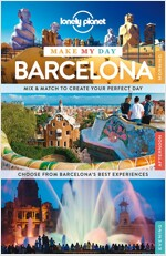 Lonely Planet Make My Day Barcelona (Spiral bound, 1st)