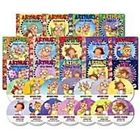 Arthur Starter 14종 Set (Paperback 14권 + CD 14장)