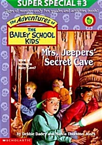 [중고] Mrs. Jeepers' Secret Cave (Paperback)