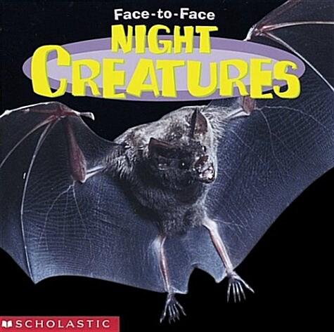 [중고] Night Creatures (Paperback)