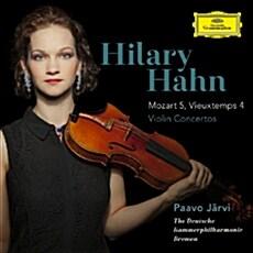 [수입] 모차르트 : 바이올린 협주곡 5번 & 비외탕 : 바이올린 협주곡 4번