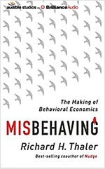 Misbehaving: The Making of Behavioral Economics (Audio CD, Library)