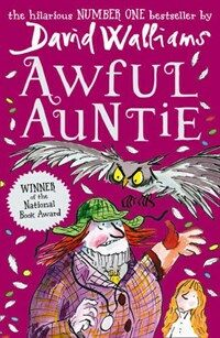 Awful Auntie (Paperback)