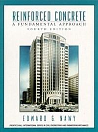 [중고] Reinforced Concrete : A Fundamental Approach (Hardcover)