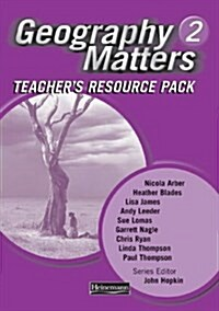 Geography Matters 2 Teachers Resource Pack (Loose-leaf)