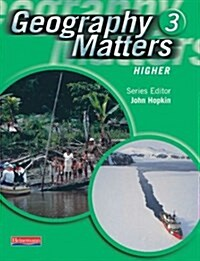 Geography Matters 3 Core Pupil Book (Paperback)