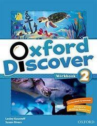 Oxford Discover: 2: Workbook (Paperback)