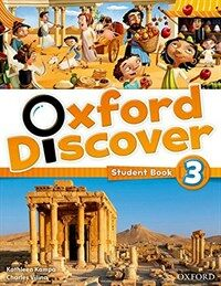 Oxford Discover: 3: Student Book (Paperback)