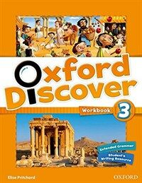 Oxford Discover: 3: Workbook (Paperback)
