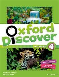 Oxford Discover: 4: Workbook (Paperback)