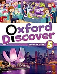Oxford Discover: 5: Student Book (Paperback)