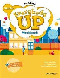 Everybody Up Starter : Workbook (Paperback, 2nd Edition )