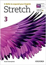 Stretch: Level 3: Student Book with Online Practice (Package)