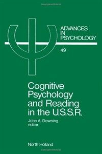 Cognitive psychology and reading in the U.S.S.R.