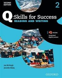 Q Skills for Success: Level 2: Reading & Writing Student Book with IQ Online (Package, 2 Revised edition)