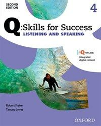 Q Skills for Success: Level 4: Listening & Speaking Student Book with IQ Online (Package, 2 Revised edition)