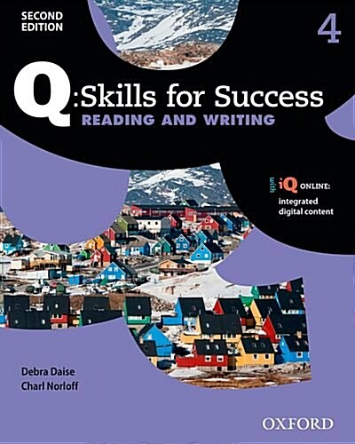 Q Skills for Success: Level 4: Reading & Writing Student Book with IQ Online (Package, 2 Revised edition)