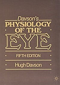 Physiology of the Eye (Hardcover, 5 Revised edition)