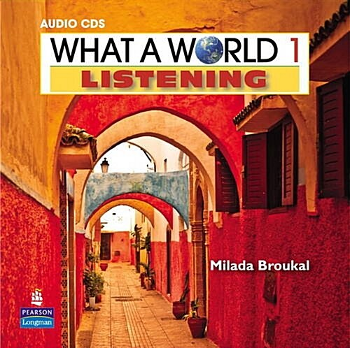 What a World Listening 1 Classroom Audio CD (Other)