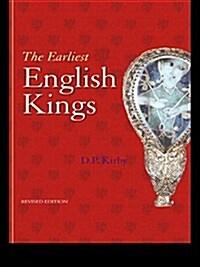 EARLIEST ENGLISH KINGS (Paperback)