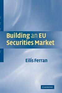 Building an EU securities market