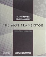 Operation and Modeling of the MOS Transistor, Third Edtion International Edition (Hardcover, 3 Revised edition)