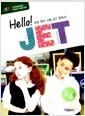 [중고] Hello! JET 중급 3.4급 세트 (책 + CD 3장)
