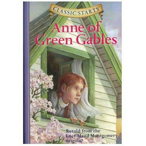 Classic Starts(r) Anne of Green Gables (Hardcover, Revised)