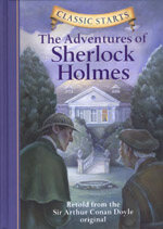 Classic Starts(r) the Adventures of Sherlock Holmes (Hardcover, Revised)