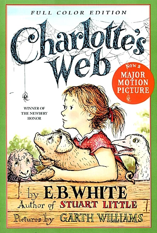 Charlottes Web (Paperback)