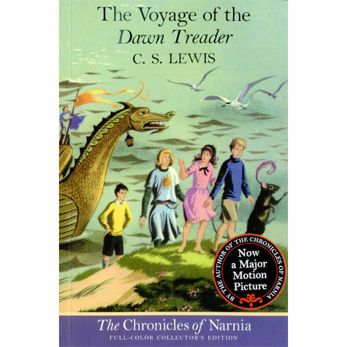 The Chronicles of Narnia #5 : The Voyage of the Dawn Treader (Paperback, Full Color Edition)