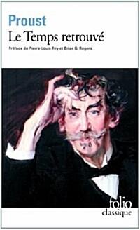 Le Temps Retrouve (Paperback)