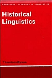 Historical Linguistics (Hardcover, 1st)