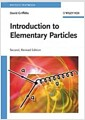 Introduction to Elementary Particles (Paperback, 2, Revised)
