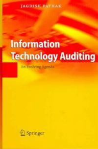Information technology auditing : an evolving agenda
