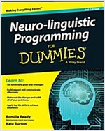 Neuro-Linguistic Programming for Dummies (Paperback, 3, Revised)