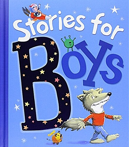 STORIES FOR BOYS (Hardcover)