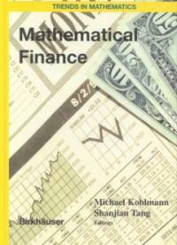 Mathematical finance : Workshop of the Mathematical Finance Research Project, Konstaz, Germany, October 5-7, 2000