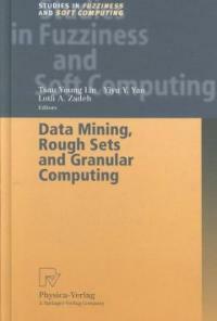 Data mining, rough sets, and granular computing