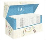 The World of Peter Rabbit - The Complete Collection of Original Tales 1-23 White Jackets (Package)