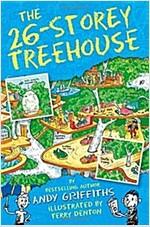 The 26-Storey Treehouse (Paperback, Main Market Ed.)