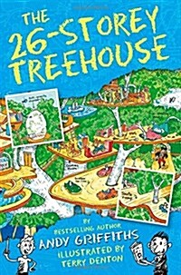 The 26-Storey Treehouse (Paperback, Main Market Ed.)
