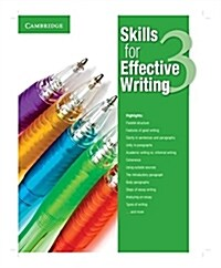 Skills for Effective Writing Level 3 Students Book (Paperback)