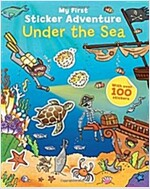 My First Sticker Adventure Under the Sea (Paperback)