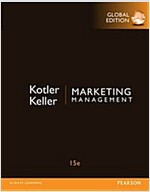 Marketing Management, Global Edition (Paperback, 15 ed)