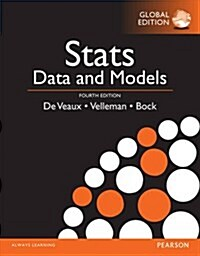 Stats: Data and Models, Global Edition (Paperback, 4 ed)