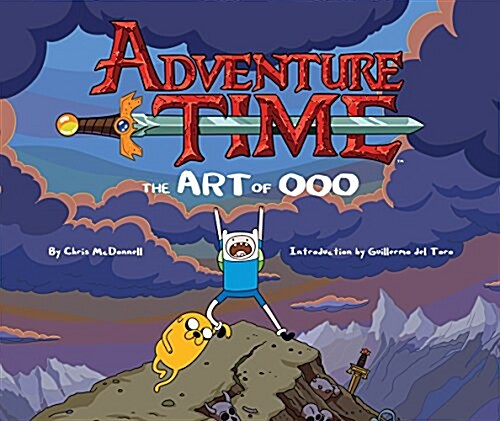 Adventure Time - The Art of Ooo (Hardcover)